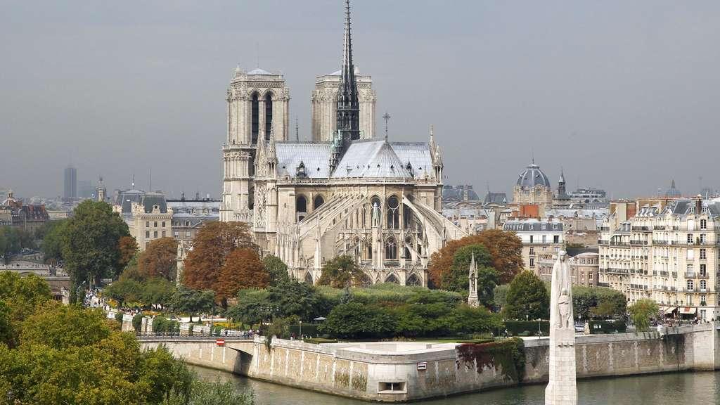 Nach Feuer in Paris: Notre-Dame bleibt für Jahre geschlossen