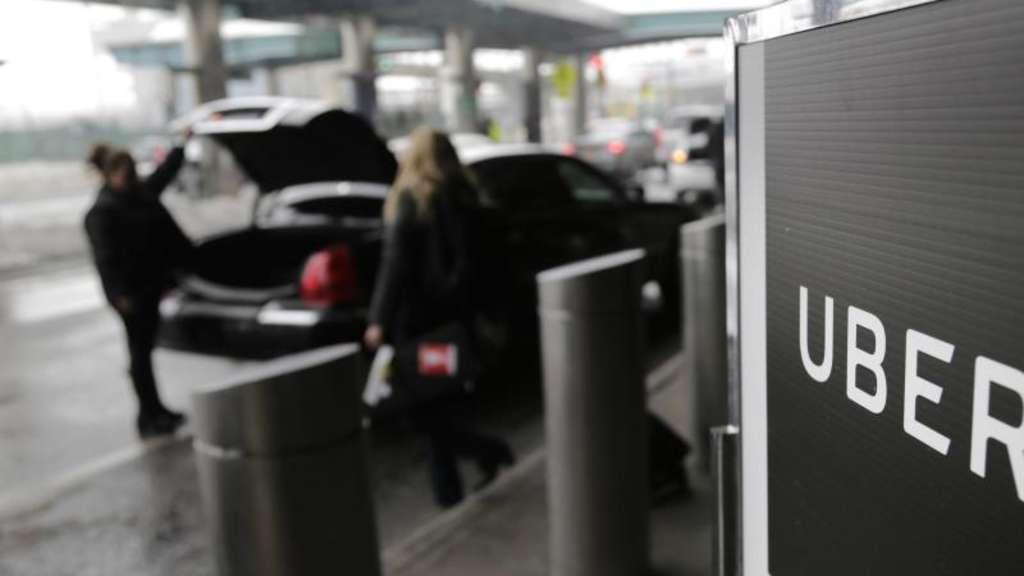 US-Fahrdienstvermittler: Uber will an Börse bis zu neun Milliarden Euro einfahren