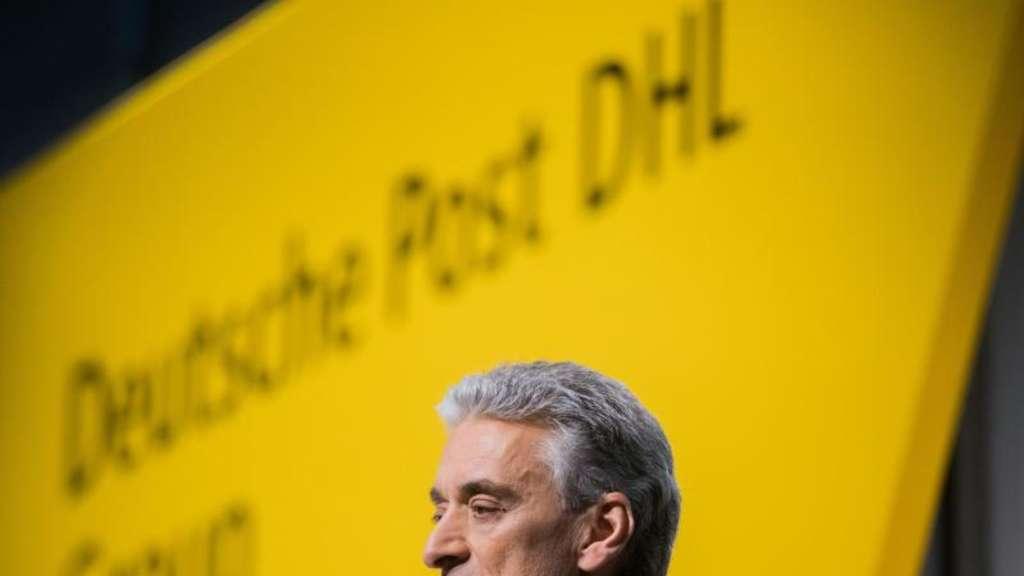 Deutsche Post verdient mehr als erwartet