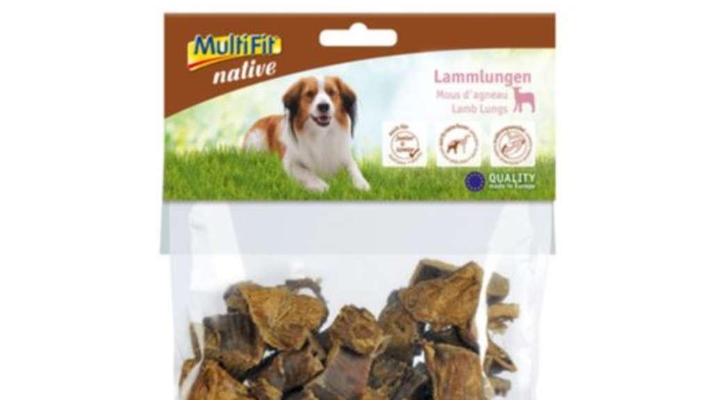 Rückruf bei Fressnapf: Hunde-Snacks können Cadmium und Salmonellen enthalten