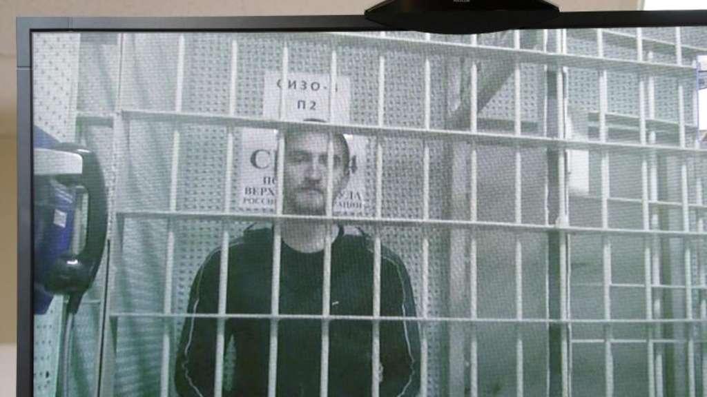 Schauspieler Pawel Ustinow kommt frei