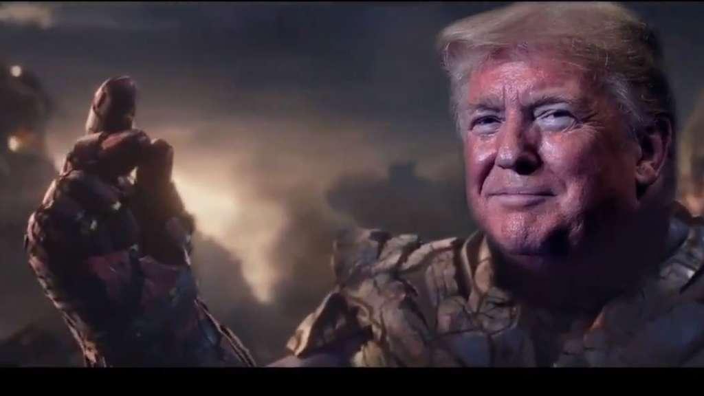 Weshalb sich Trump als Marvel-Bösewicht inszeniert