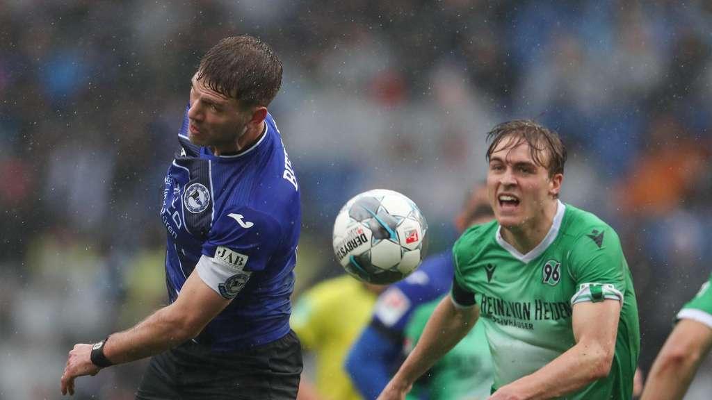 Hannover-96-Spieler positiv auf Coronavirus getestet