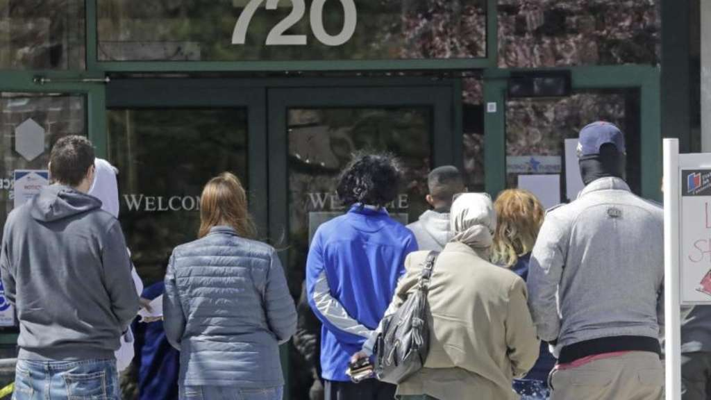 Neue Arbeitslosenzahlen: Coronakrise vernichtet 39 Millionen Arbeitsplätze in den USA
