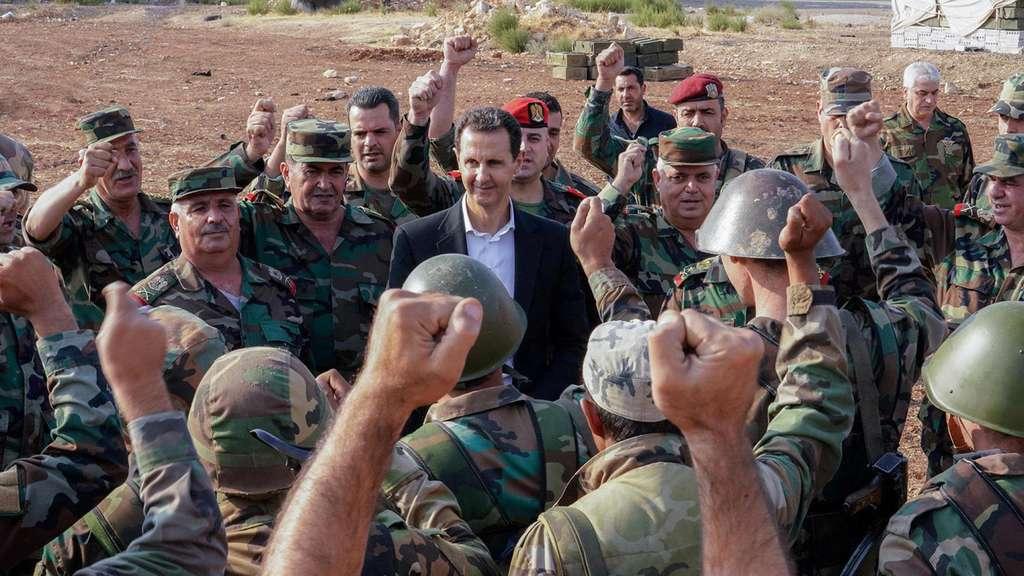 Parlamentswahl in Syrien trotz Bürgerkrieg | In-/Ausland
