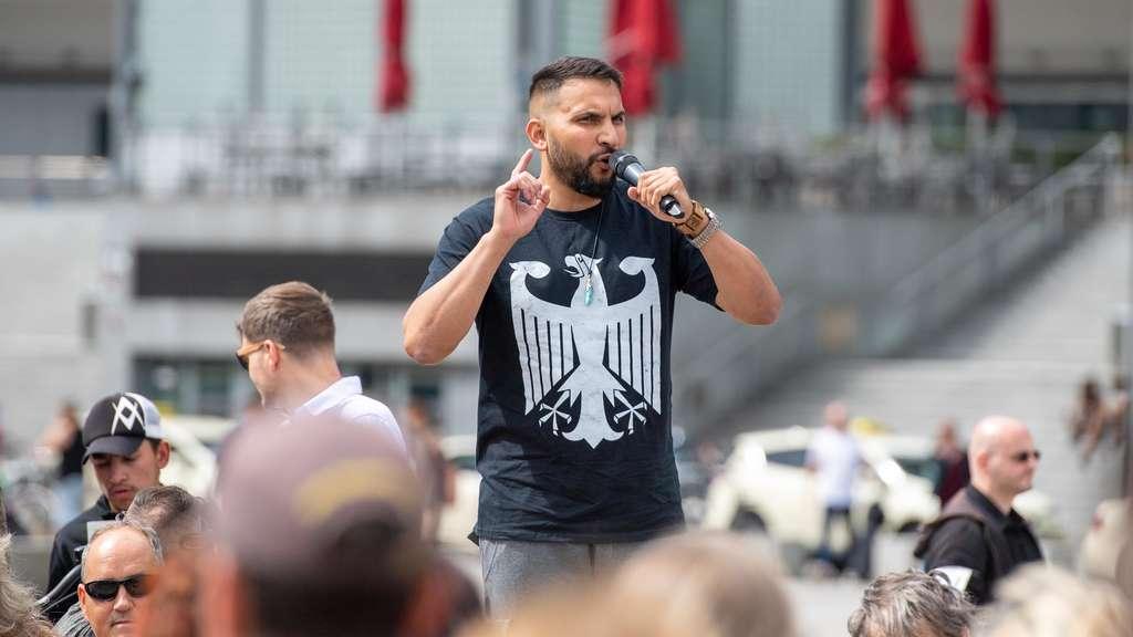 Vorwurf der Volksverhetzung: Justiz sieht mögliche Straftat bei Attila Hildmann