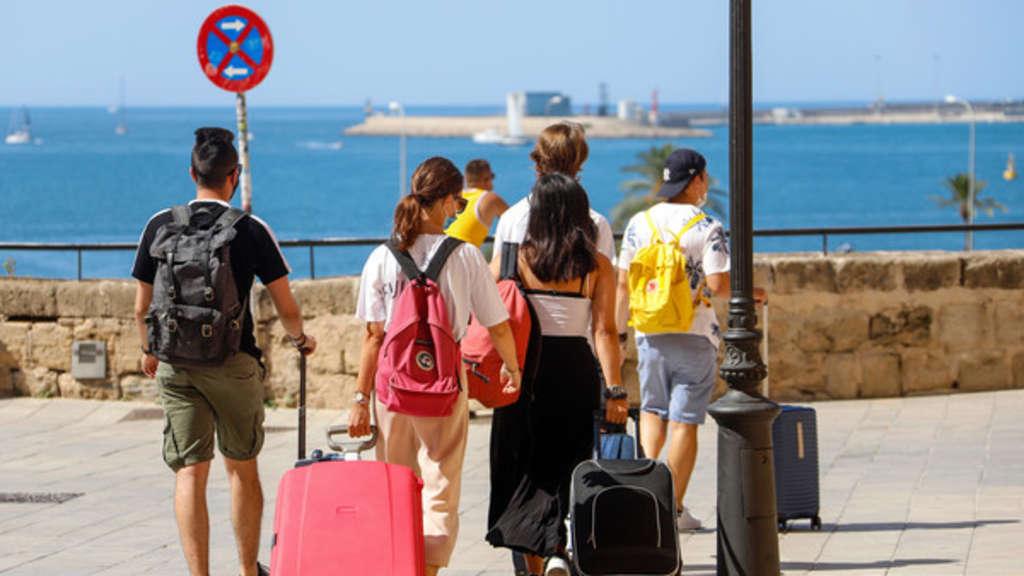 Auf Mallorca geht die Angst um zum Risikogebiet erklärt zu werden