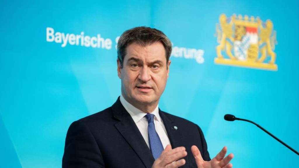 Bayerns Kabinett berät: Rufe nach schärferen Corona-Regeln
