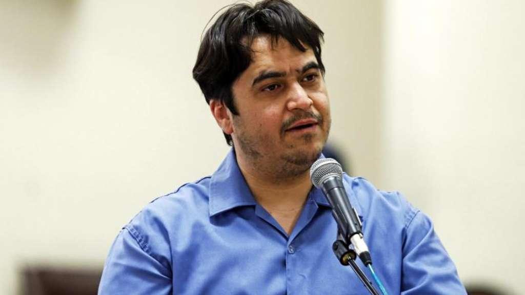 Iran: Blogger Ruhollah Sam hingerichtet - Tod durch erhängen
