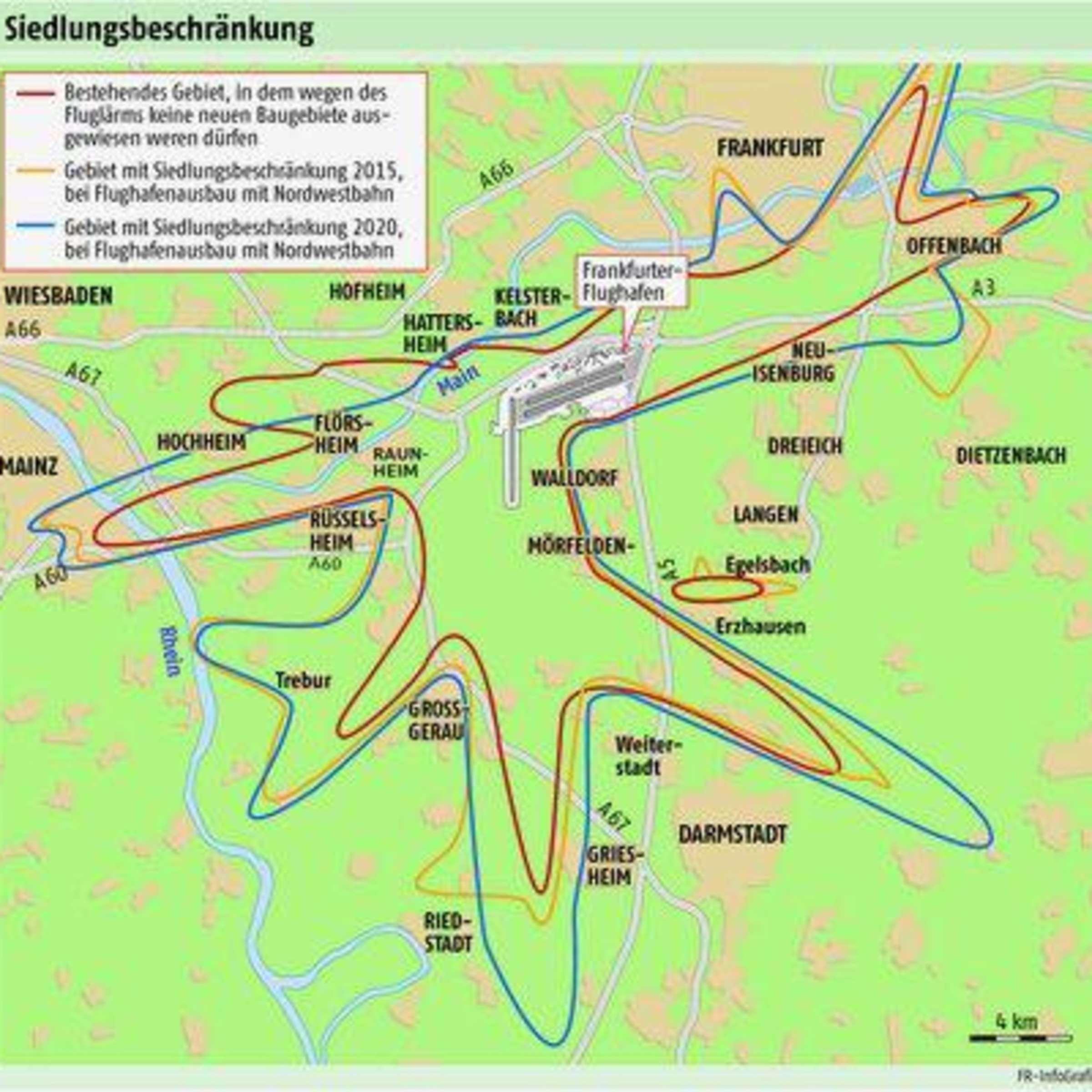 Vollig Allein Gelassen Rhein Main
