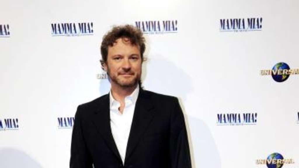 Porträt Von Colin Firth Als Mr Darcy Versteigert Kultur