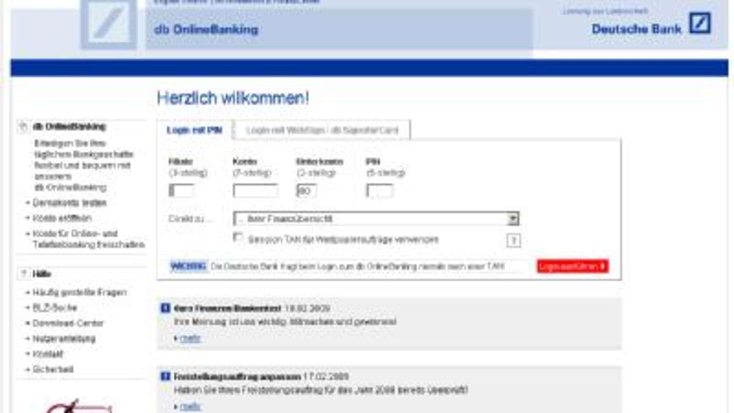 Keine Angst mehr vor Online Banking   Geld