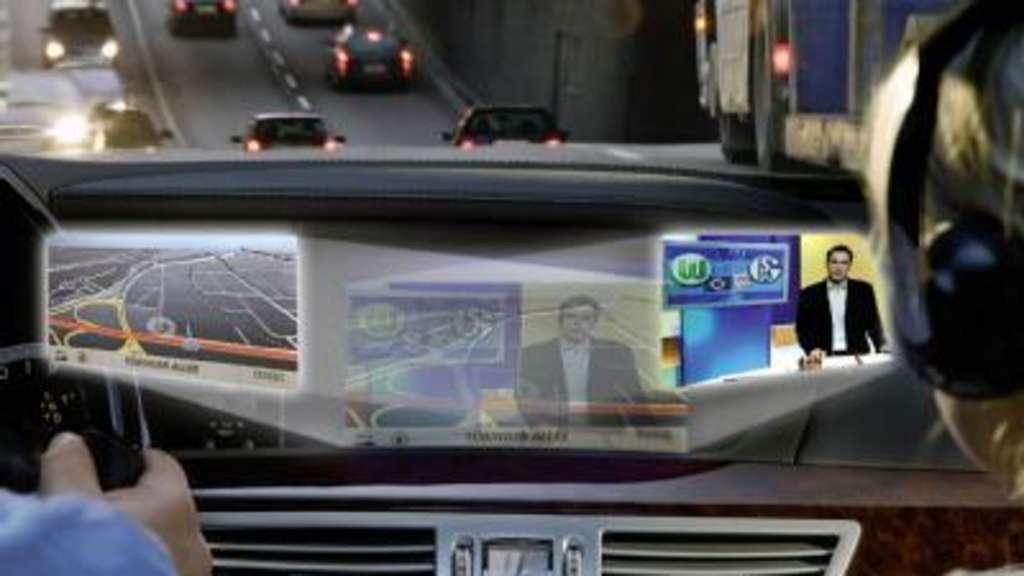 Auto Kühlschrank Handschuhfach : Autos werden schlauer auto
