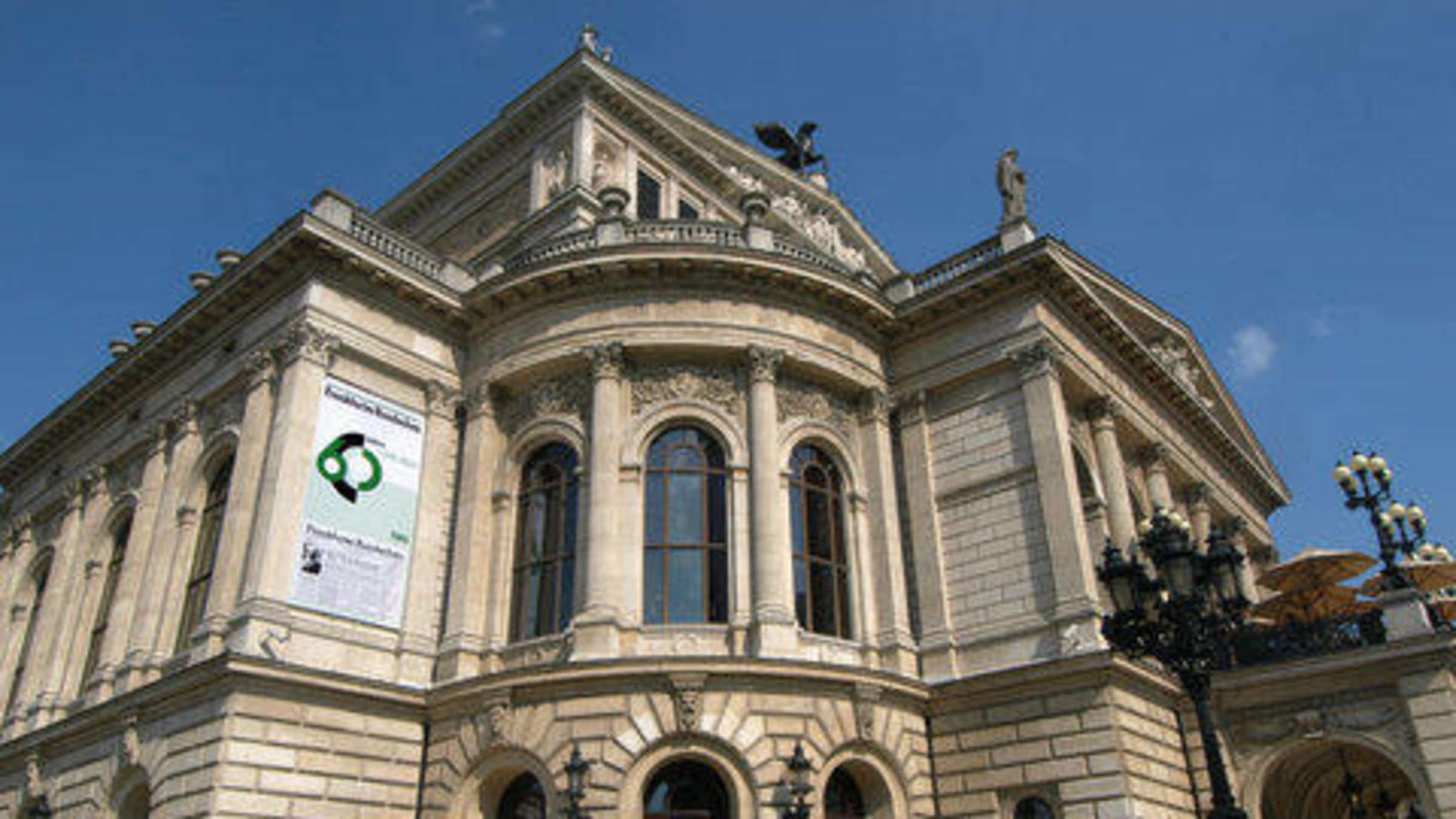 Alte Oper Parkhaus Frankfurt