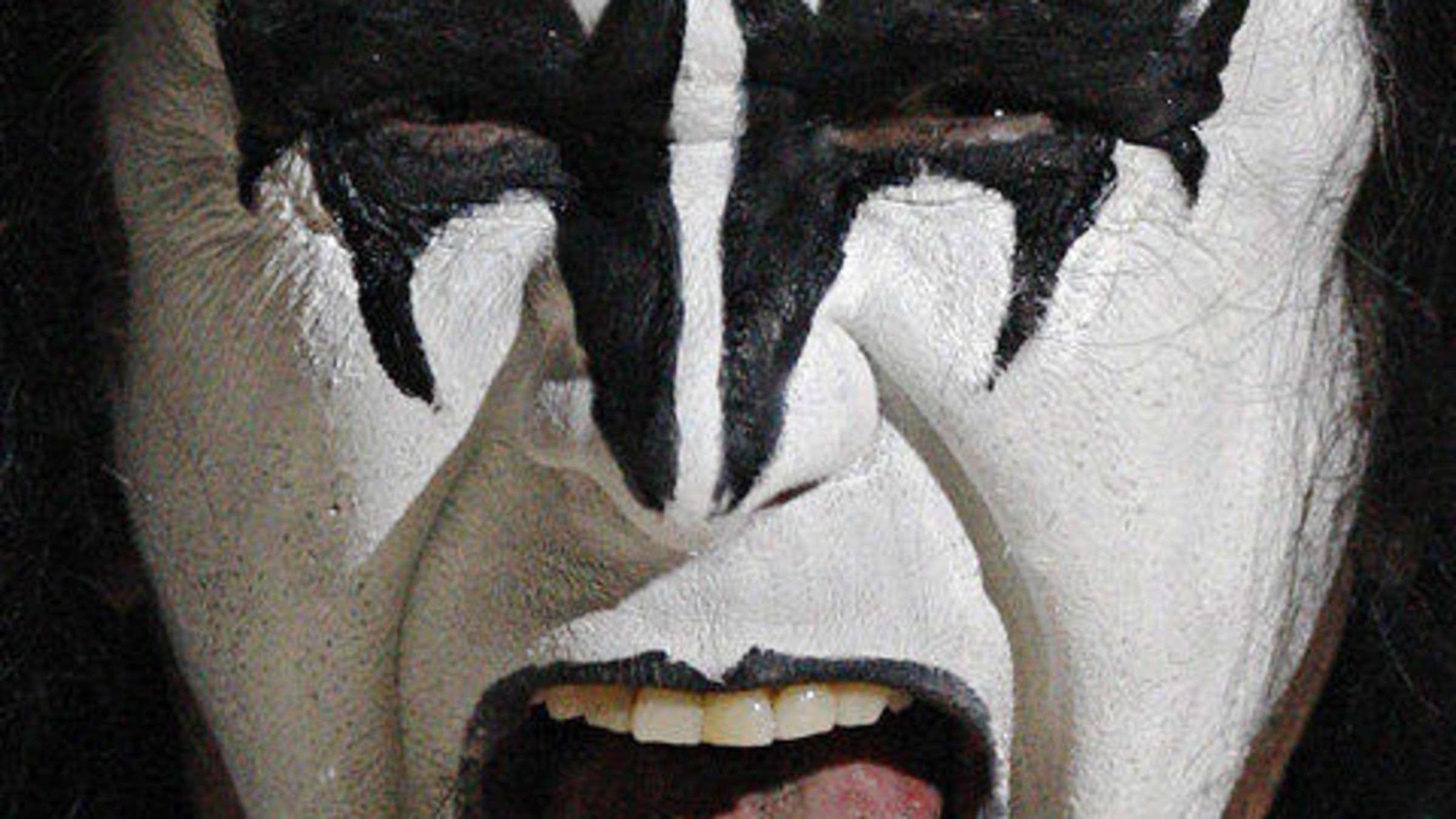 Zunge grau belegte Zungenbelag: Das