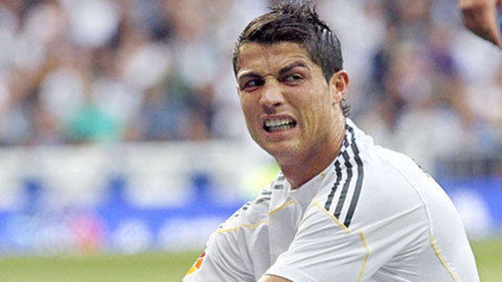 Aufregung Um Cristiano Ronaldo Sport A Z