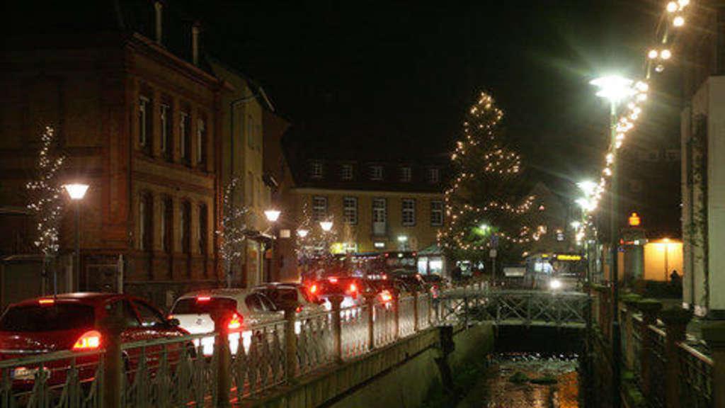 Weihnachtsdeko Straßenbeleuchtung.Gemeinden Geht Ein Licht Auf Cdu
