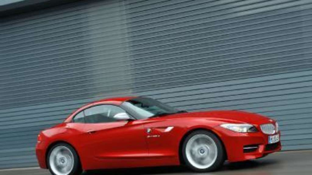 Neues Top Modell Des Z4 Roadster Auto