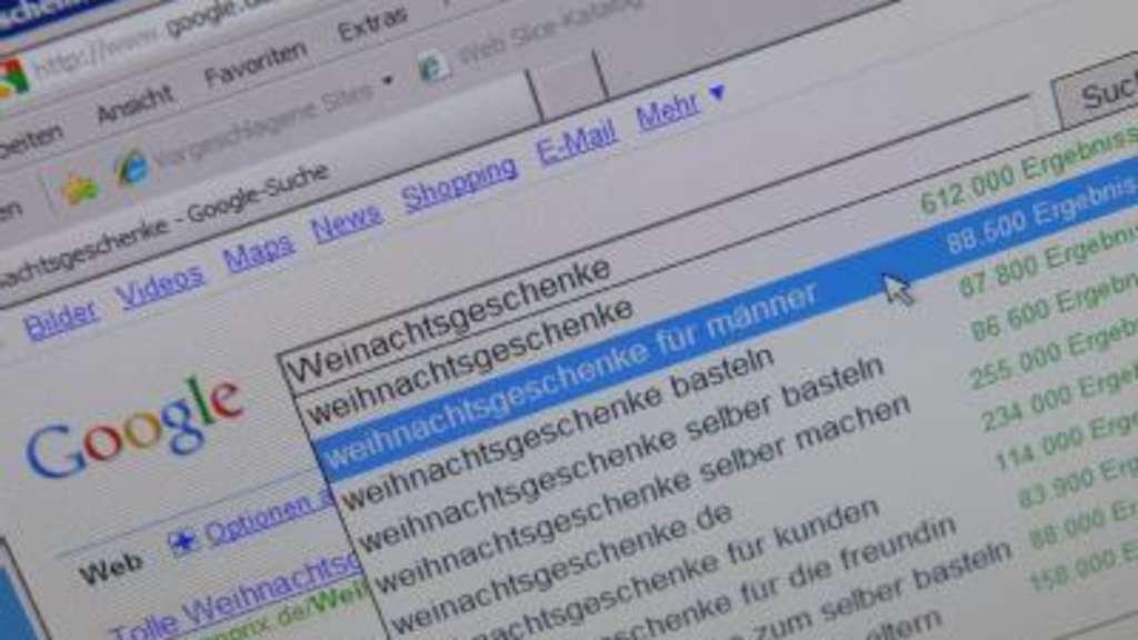 Google Weihnachtsgeschenke.So Wird Der Internetkunde Durchsichtig Kultur