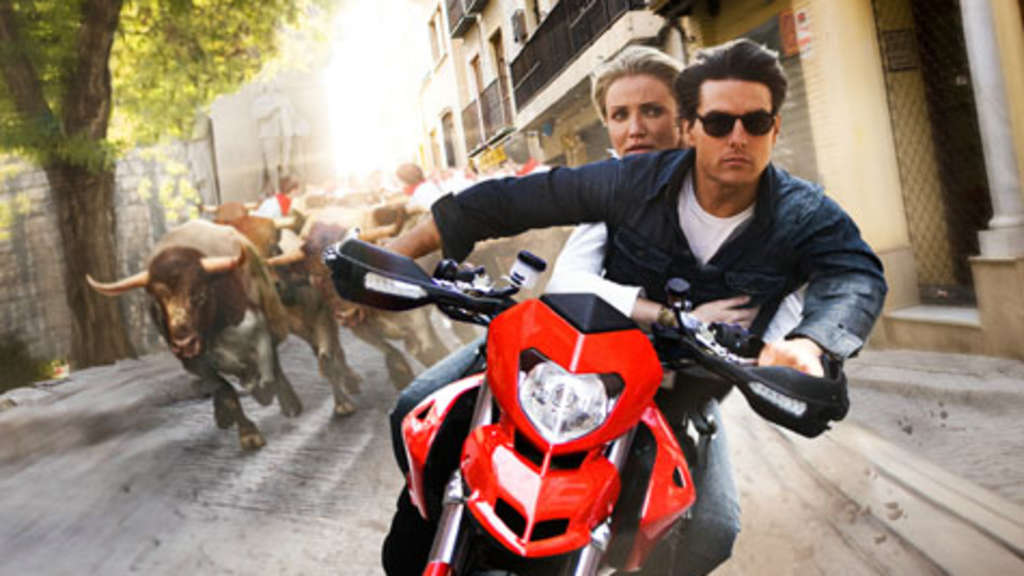 "Für Actionfans: ""Knight & Day"""