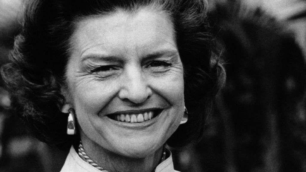Betty Ford ist tot