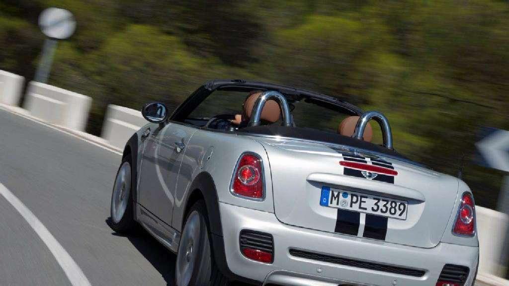 Offener Mini Für Puristen Auto