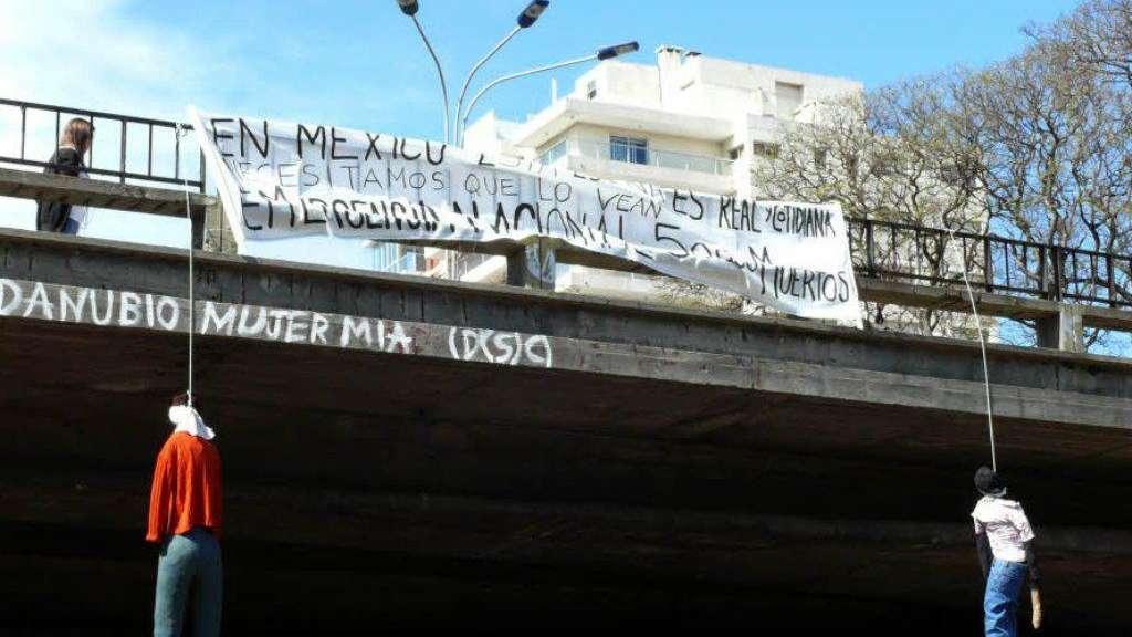 Mexiko Kartell Brücke.Das Ist Nicht Miami Vice Kinder Kultur