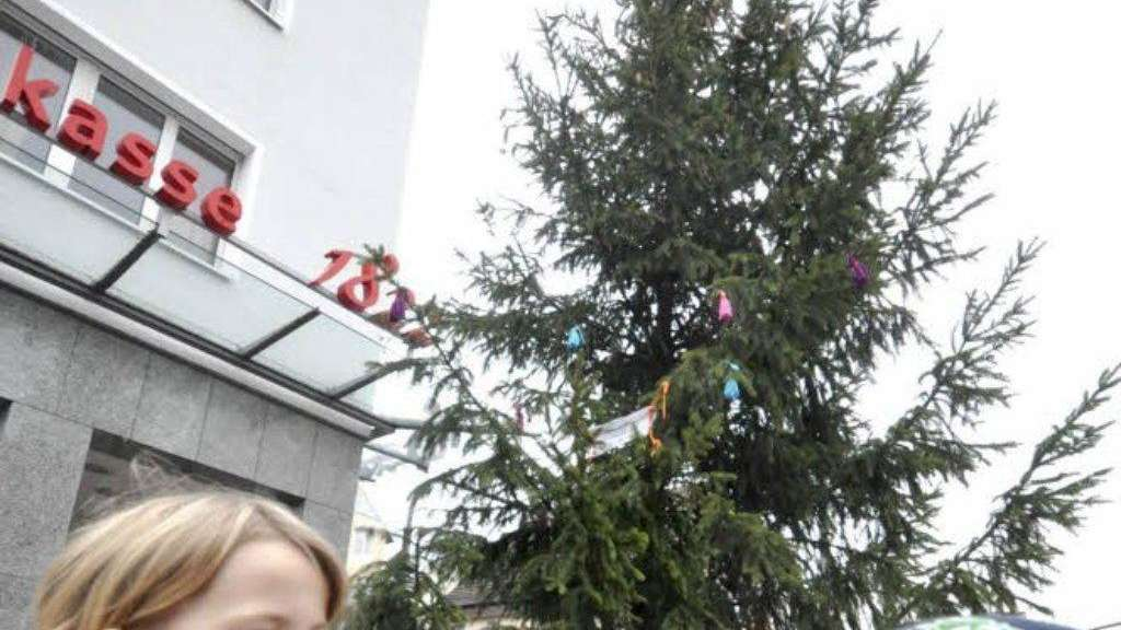 Eintracht Frankfurt Christbaumkugeln.Glitzern Soll Es Und Leuchten Frankfurt