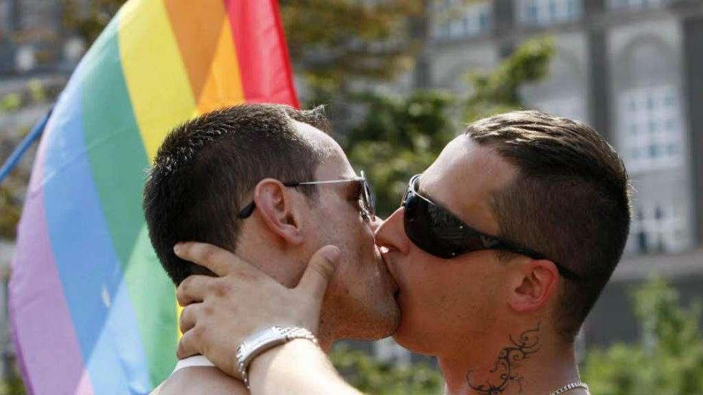 Homosexuelle Dating-Partner
