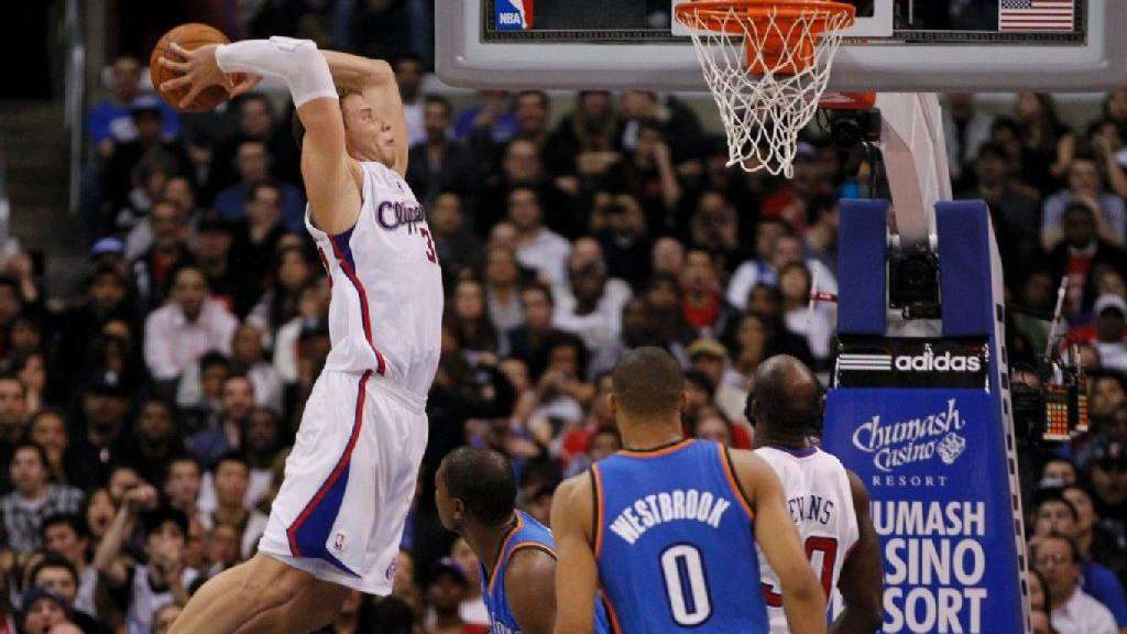 Blake Griffin ist Mr. Dunk