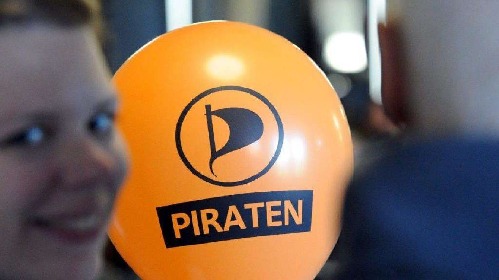 Piraten überholen Linkspartei