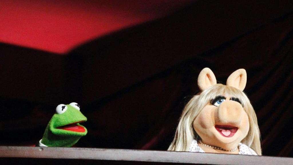 * Muppet Movie * * * .. Auf Nach Hollywood ... *