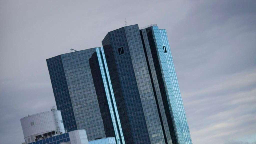 Gefährlich Gefährlicher Deutsche Bank Wirtschaft