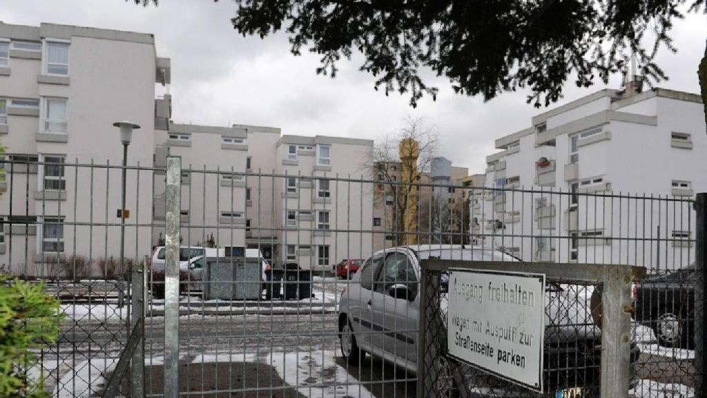 Ein Zaun Als Zankapfel Darmstadt