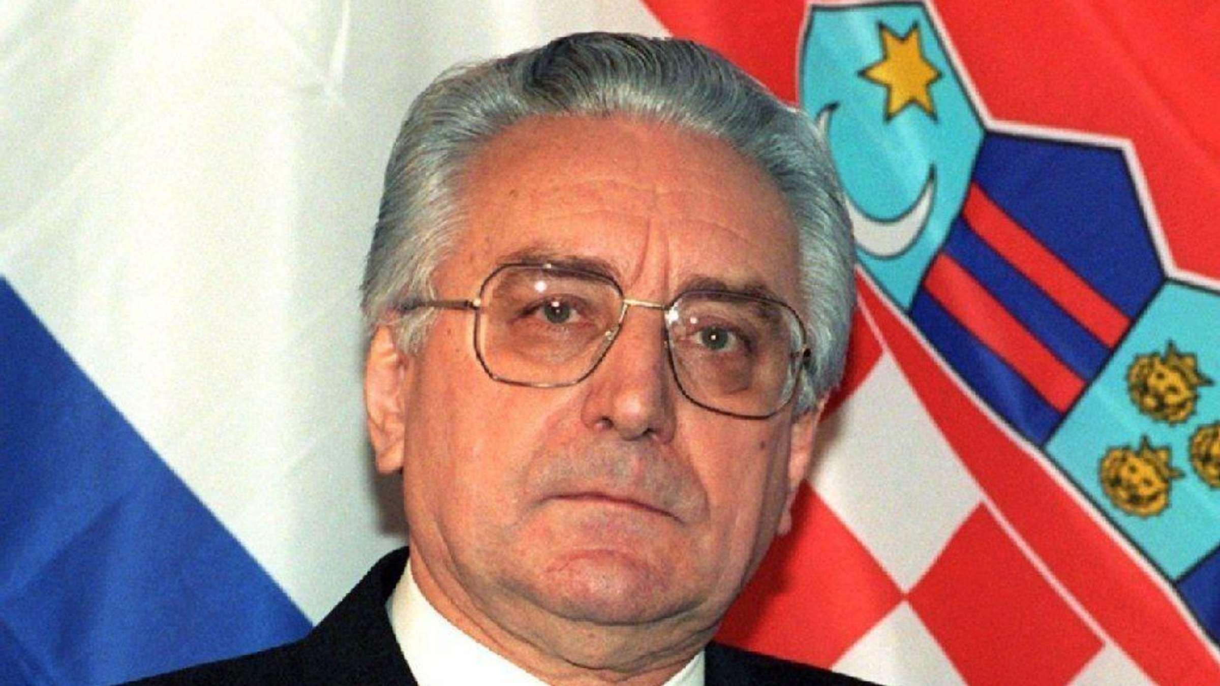 Kroatiens Staatsgrunder Ist Ein Kriegsverbrecher Politik