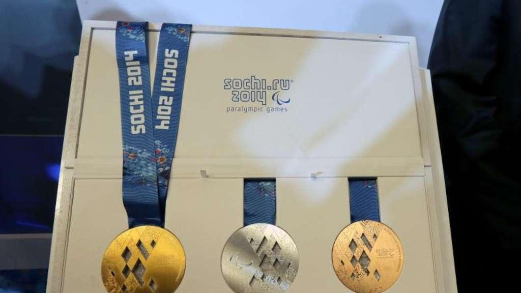 Medaillen Für Winterspiele 2014 Offiziell Vorgestellt Sport A Z
