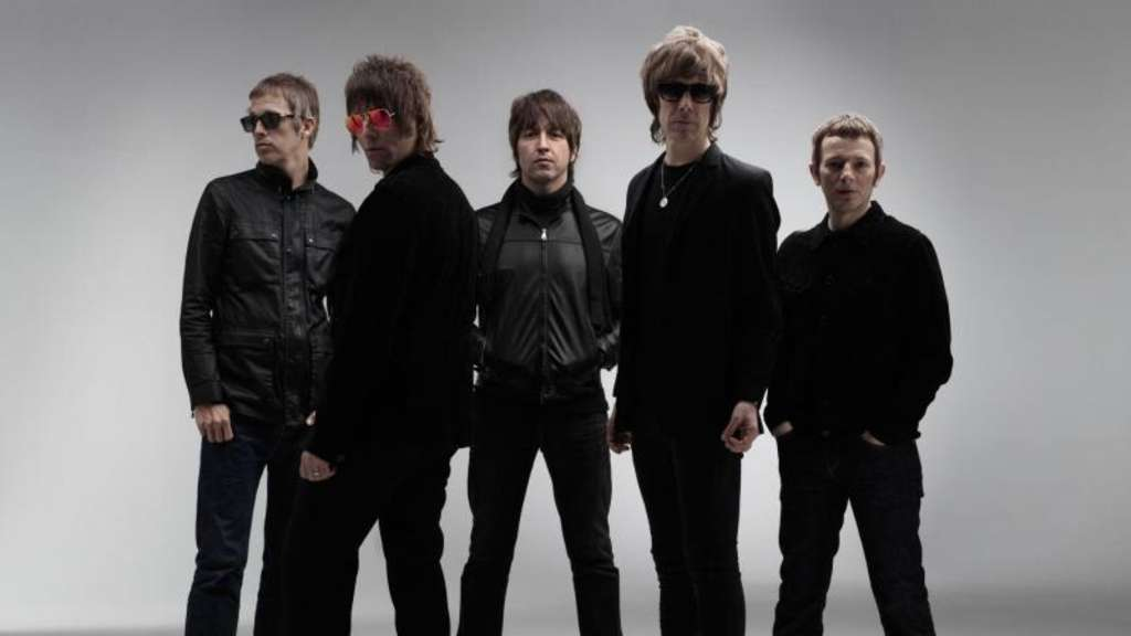 Immer noch cool: Beady Eye. Foto: Nick Griffiths/Sony Music