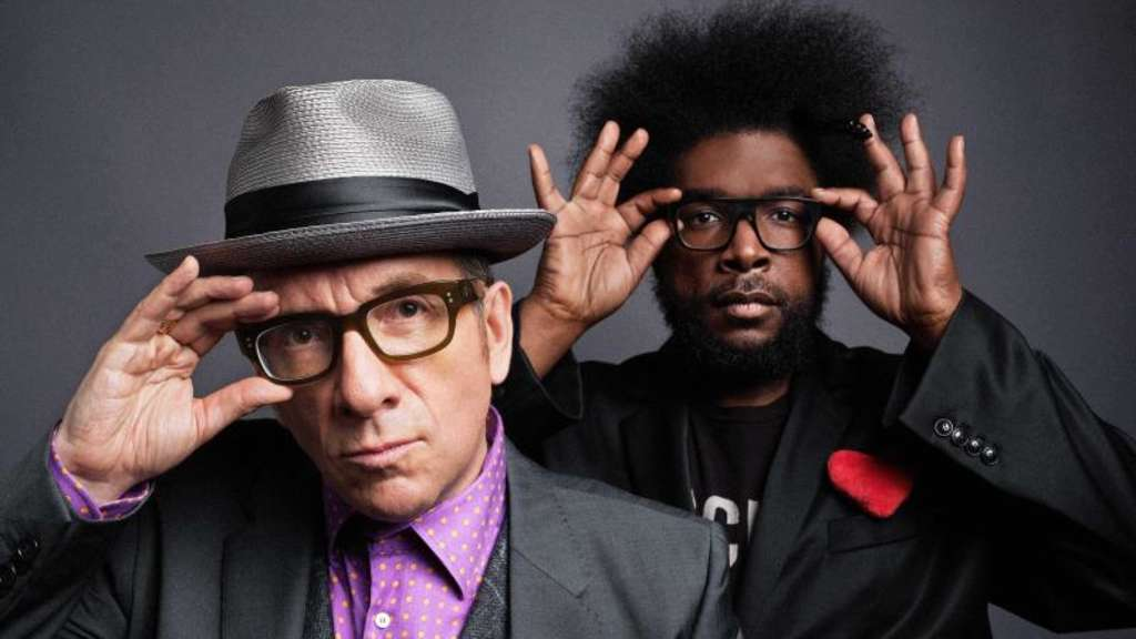 Muskulöse Grooves von Elvis Costello mit The Roots