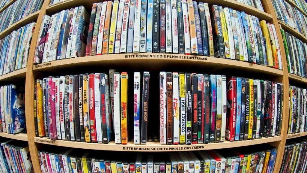 Die Videothek Ist Am Ende Wirtschaft