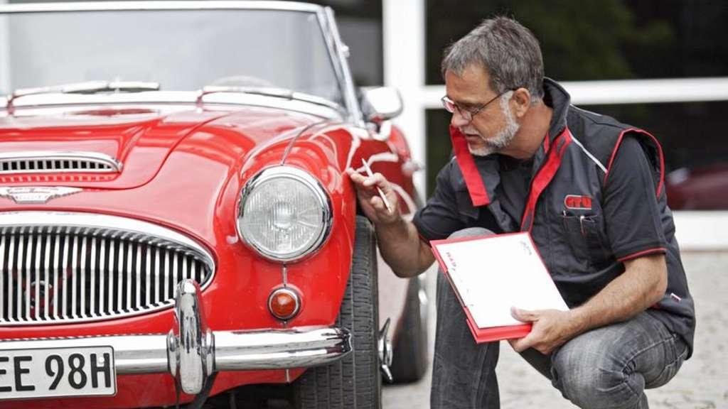 Wie Ermittelt Man Den Wert Eines Oldtimers Auto