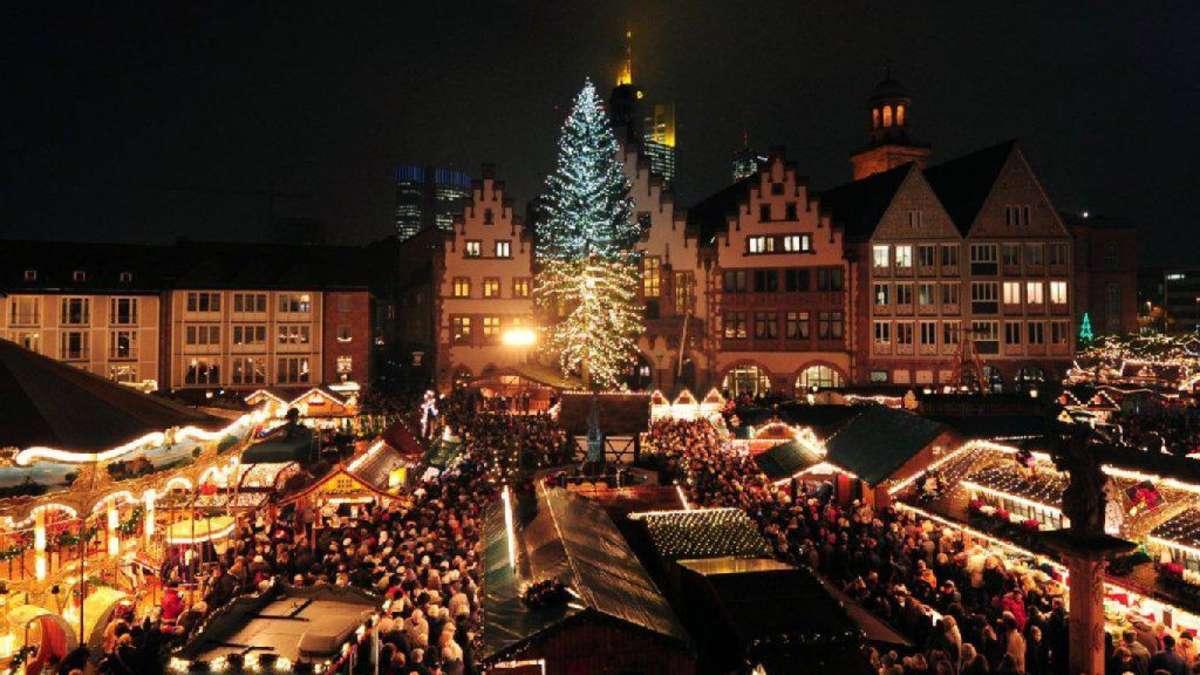Standgebühr Weihnachtsmarkt Stuttgart.Frohlockende Händler Wirtschaft