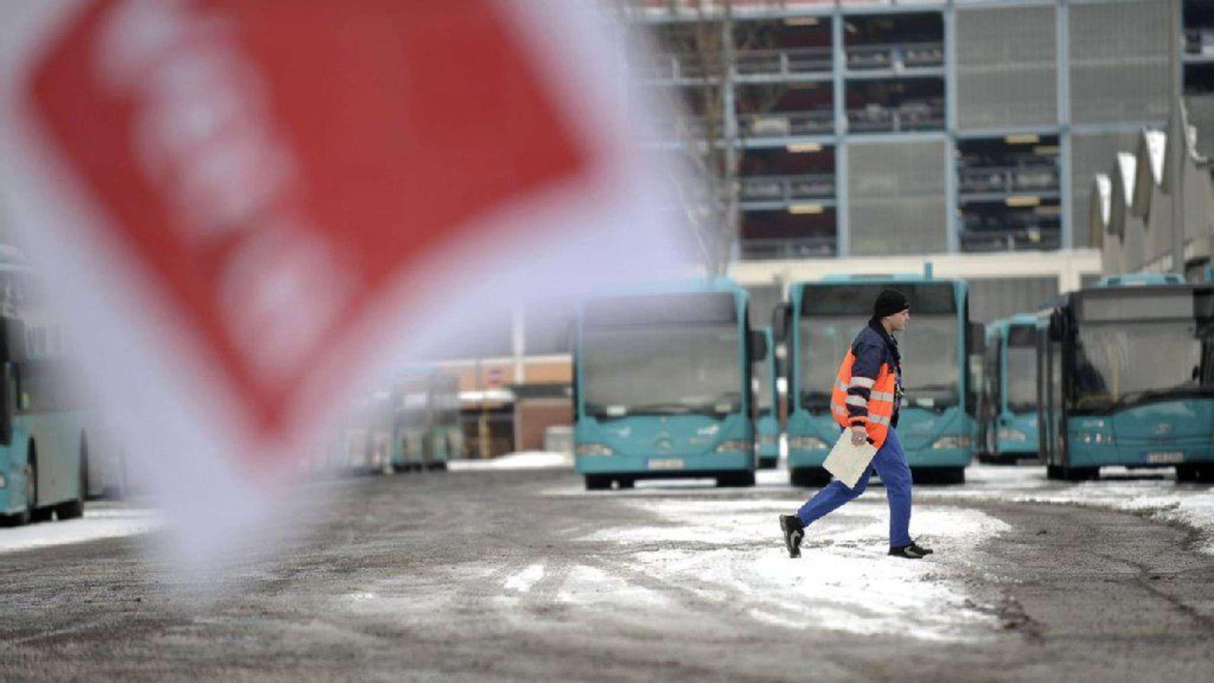 Busse streiken fulda
