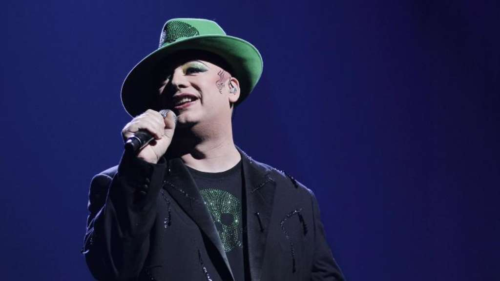 Boy George kündigt Comeback von Culture Club an