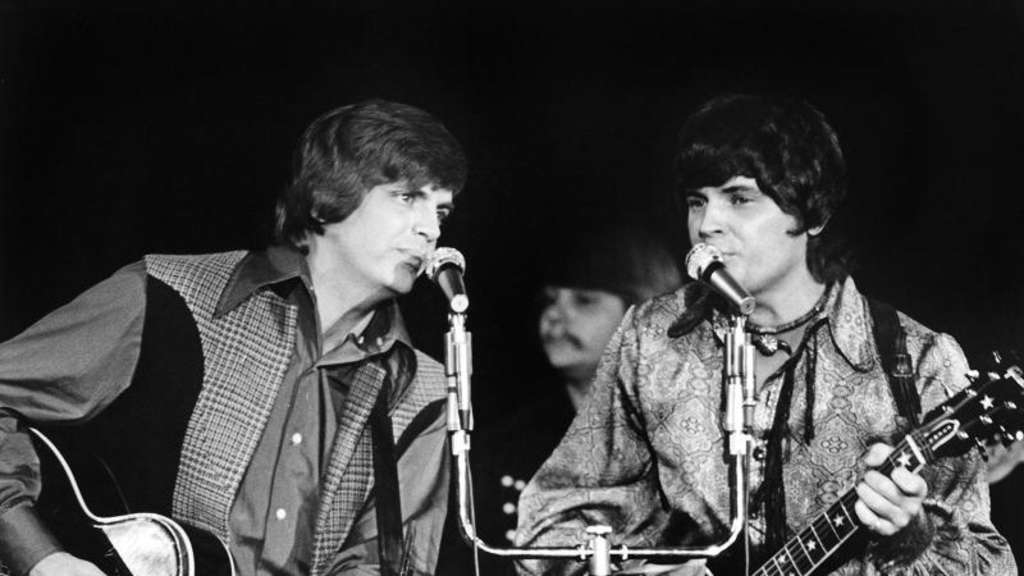 Phil Everly von den Everly Brothers ist tot