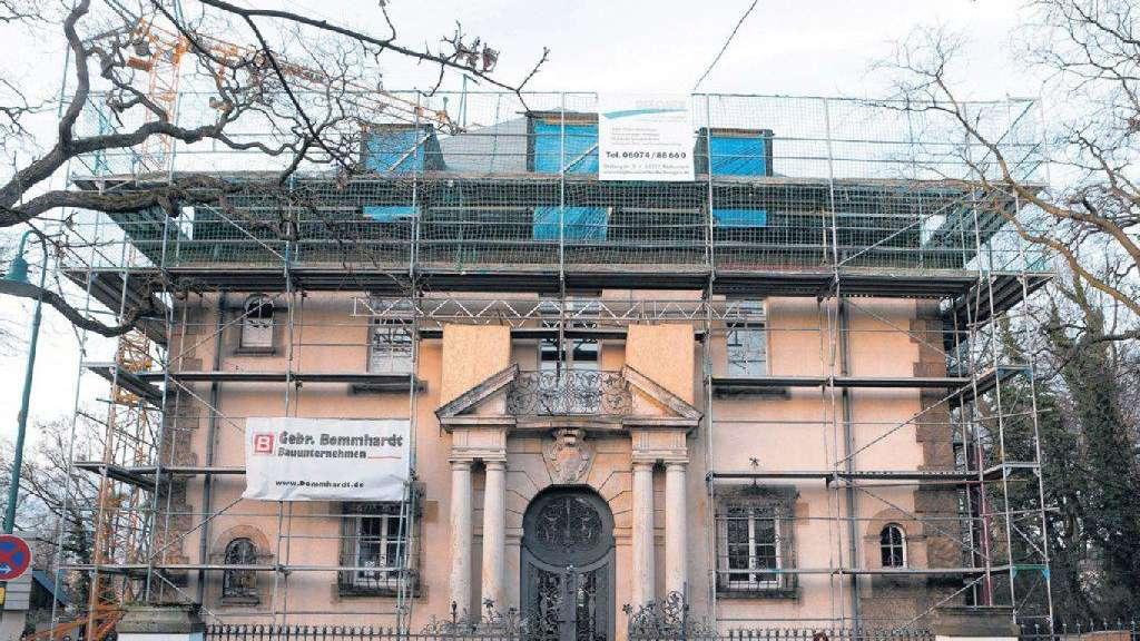 Wella Erbe Kauft Merck Villa Darmstadt