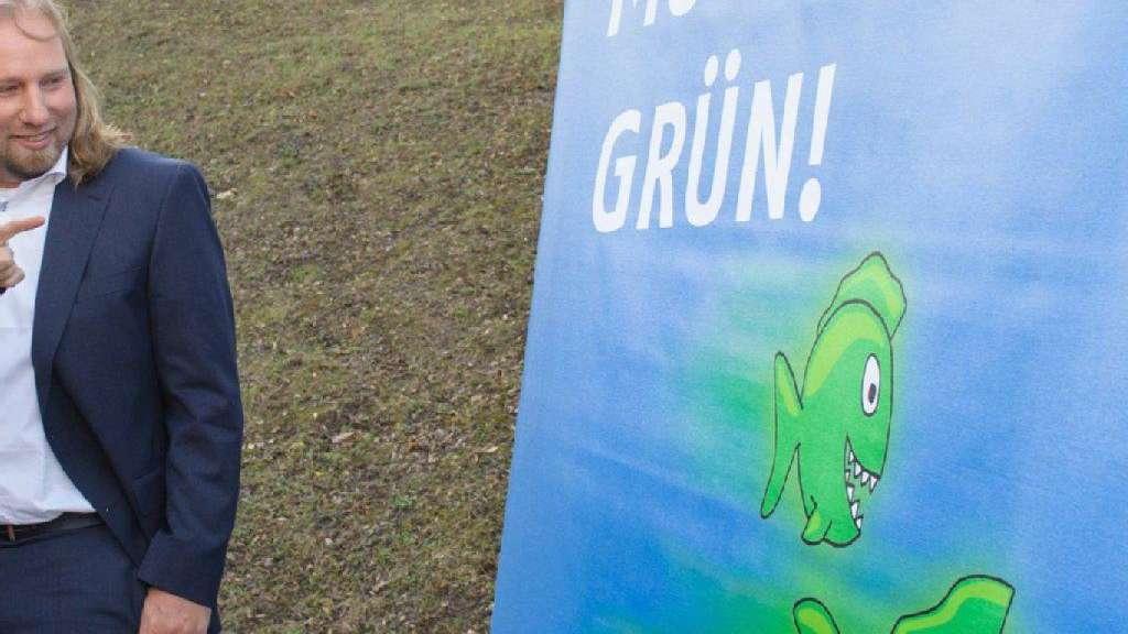 Die Grunen Piranhas Politik