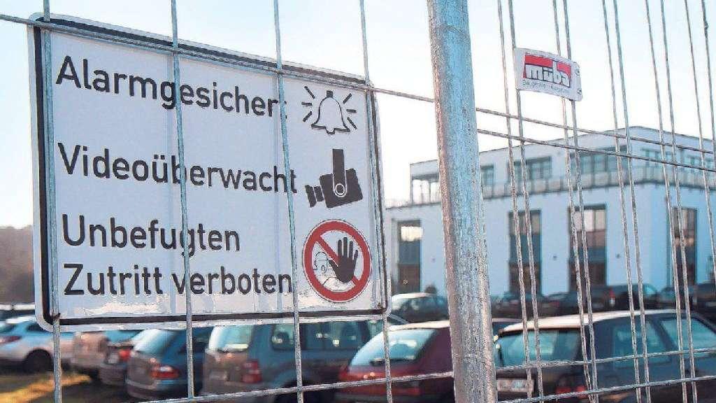 Privatparkplatz Für Reisende Mörfelden Walldorf