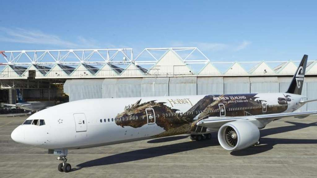 Air New Zealand sicherste Airline