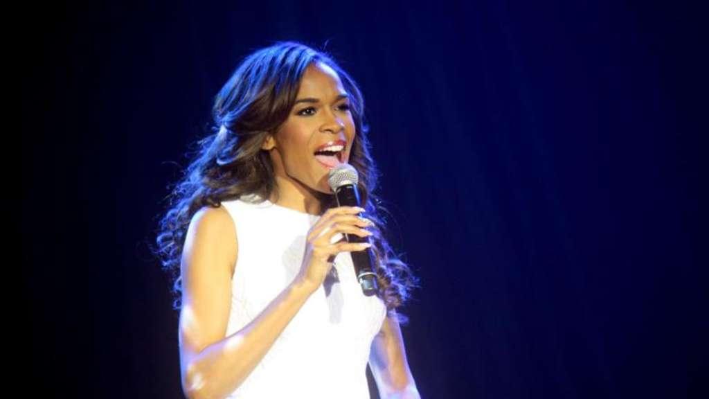 "Michelle Williams singt bei ""Jesus Christ Superstar"". Foto: Christina Horsten"