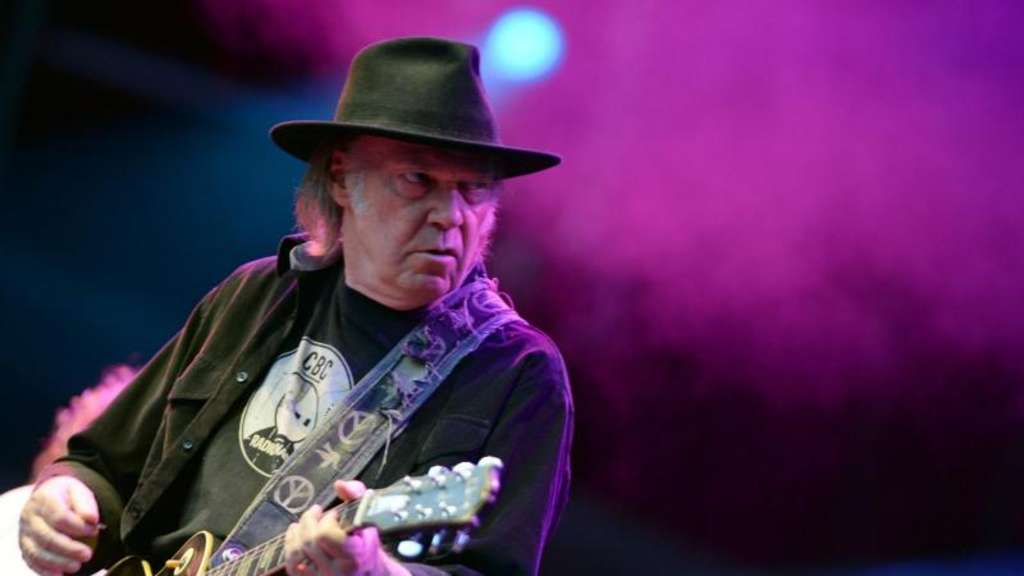 Crowdfundig: Millionen für Neil Youngs Musikplayer